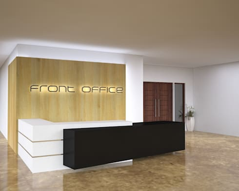 Office spaces & stores  by Celcius Indonesia