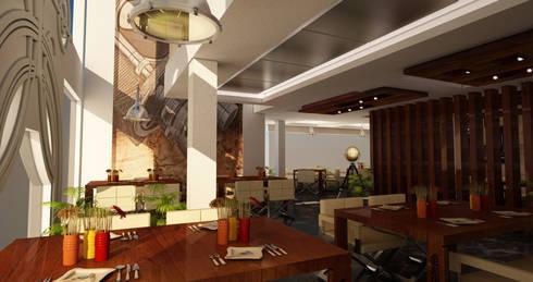 Platuex:  مكاتب العمل والمحال التجارية تنفيذ SIGMA Designs