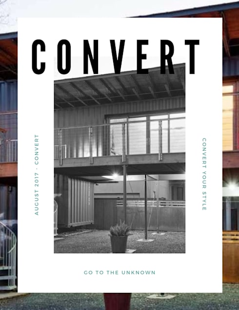 Convert:  Single family home by Capital 5 Consulting
