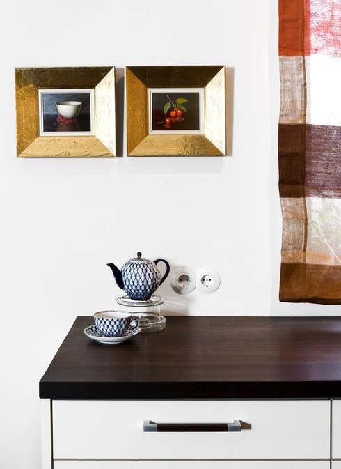 barrierefreie k che von monika sch fers innenarchitektur homify. Black Bedroom Furniture Sets. Home Design Ideas