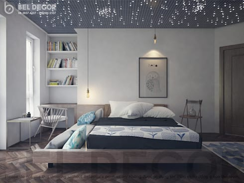 Bedroom 2:   by Bel Decor