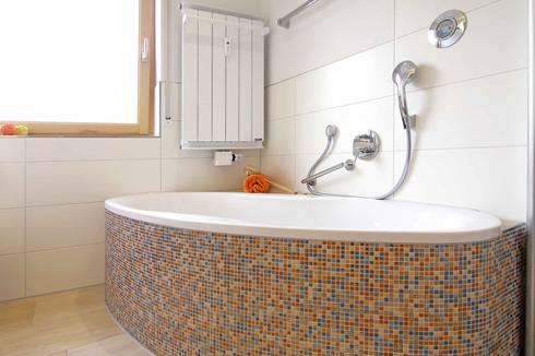 Mit Mosaik Badezimmer aufpeppen - Stübler GmbH von HEIMWOHL GmbH ...