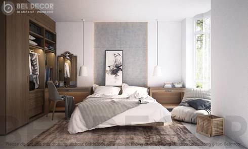 Bedroom 1:   by Bel Decor