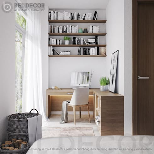 Working Area:   by Bel Decor