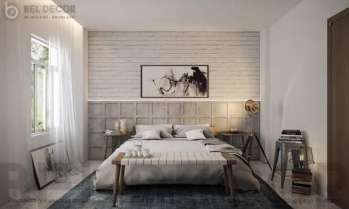 Bedroom 2:   by Bel Decor