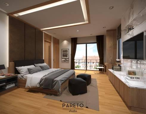 Casaluna Project:   by Pareto studio