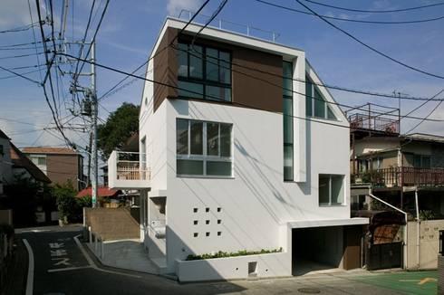 前田敦計画工房의  주택