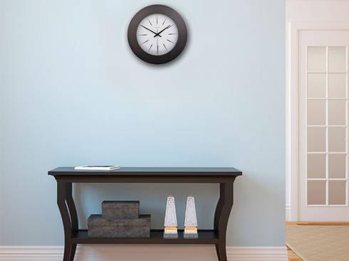 Nextime Colt: modern Living room by Just For Clocks