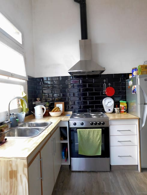 مطبخ تنفيذ Dsg Arquitectura