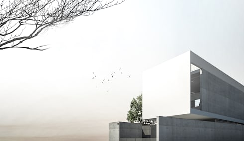 S-House:  Rumah by KERA Design Studio