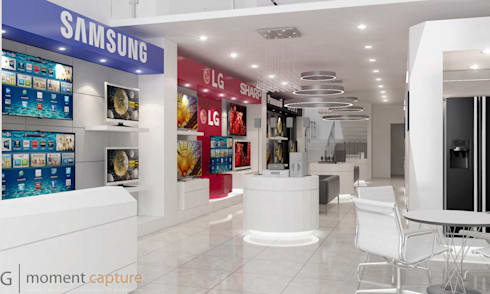 Store Renovation:   by G   moment capture