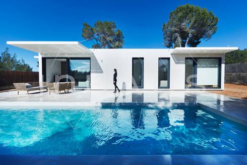 Modelo manacor de casas inhaus homify - Casas inhaus ...