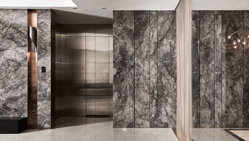 璀璨.脈脈|Van der Vein:  窗戶與門 by 理絲室內設計有限公司 Ris Interior Design Co., Ltd.