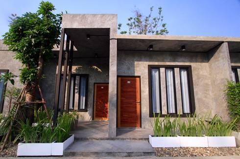 Thai Thani : Loft&Life:   by  U Baan Design