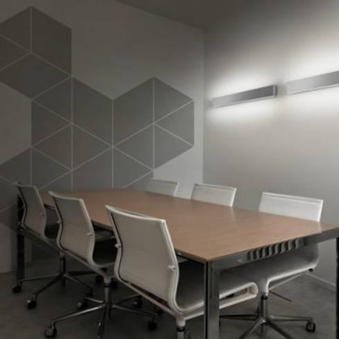 interior designers in pune:  Multimedia room by Oxedea Interiors