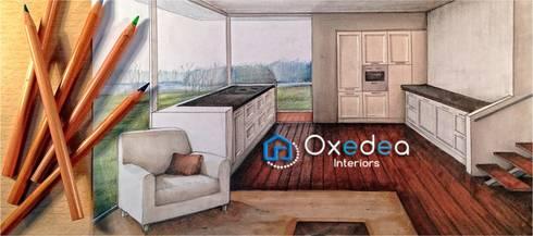 interior designers in pune:  Artwork by Oxedea Interiors
