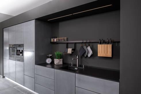 zeyko metall x by lebenstraum ka 1 4 che industriale von keukens leiden