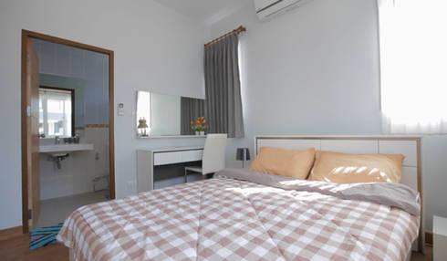 http://www.chayayonview.com:  ห้องนอน by บริษัท ถาวรเจริญทรัพย์ จำกัด