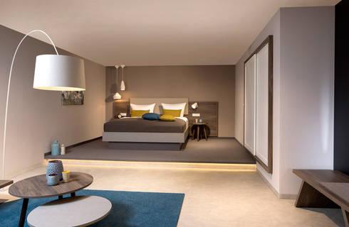 Interior-Design-Welt mit 3.200 qm aufgebauten Ideen di ZiefleKoch ...