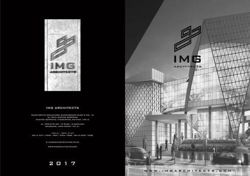 IMG ARCHITECTS:  Gedung perkantoran by IMG ARCHITECTS