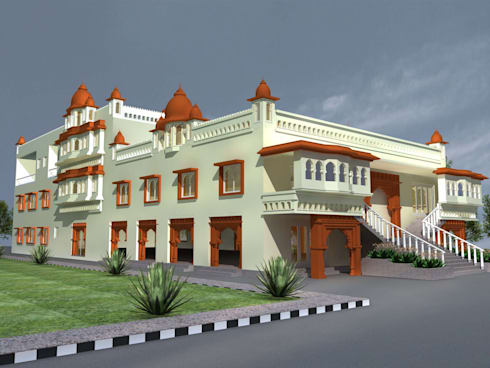 Best Interior Designers In Hyderabad:  Household by SCA Projects Pvt Ltd
