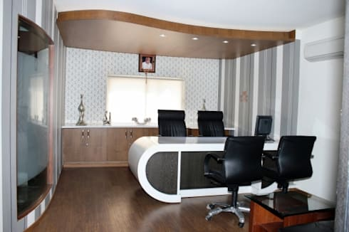 Best Interior Designers In Hyderabad:  Interior landscaping by SCA Projects Pvt Ltd