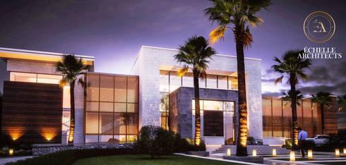 MECCA:   تنفيذ Echelle Architects