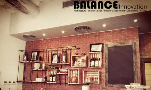 .:   تنفيذ Balance Innovation