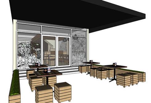 Main Entrance :  Ruang Makan by Asanka Interior