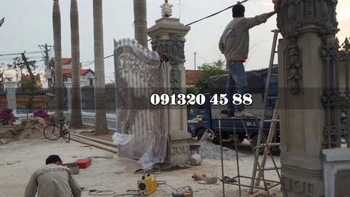 Công trình tại Nam Định:   by CỔNG BIỆT THỰ CAO CẤP