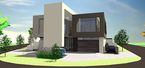Steyn city project no 2:   by Pen Architectural