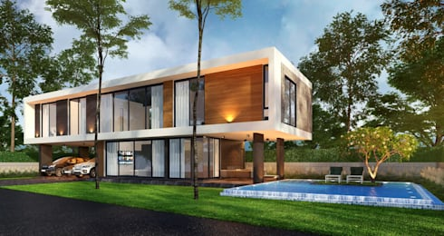 House 2nd. :   by Layout Architect