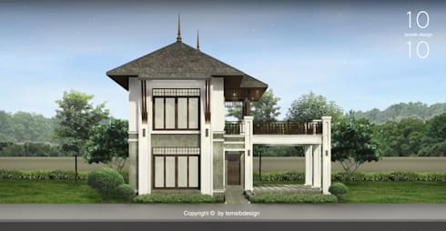 ผลงานการออกแบบ:   by temsibdesign