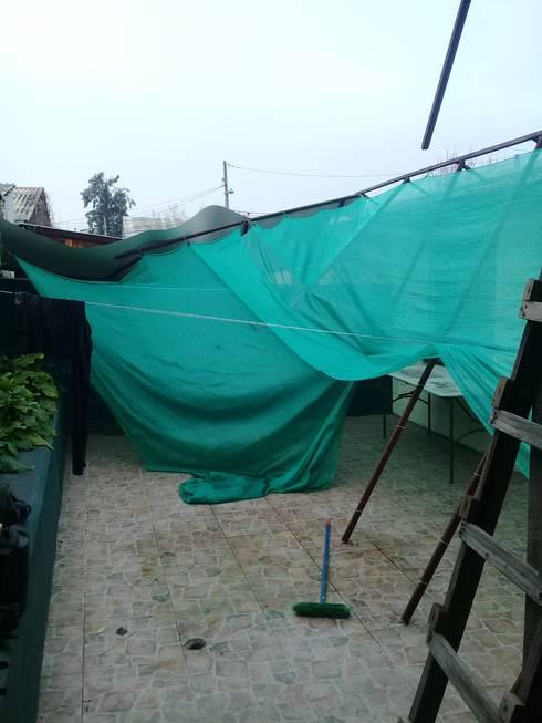 remodelacion patio :  de estilo  por Jardines Vellos 2.0