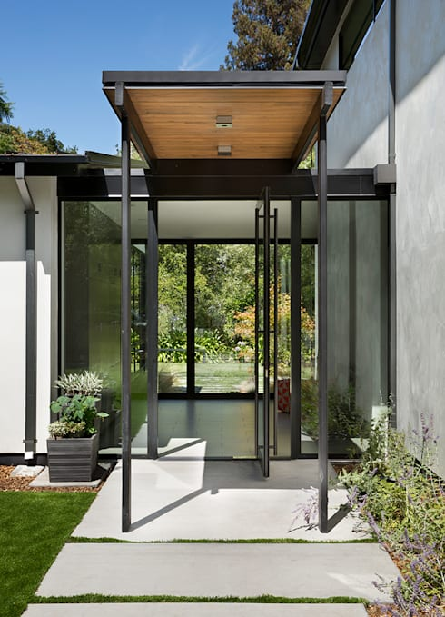 Cửa ra vào by Feldman Architecture