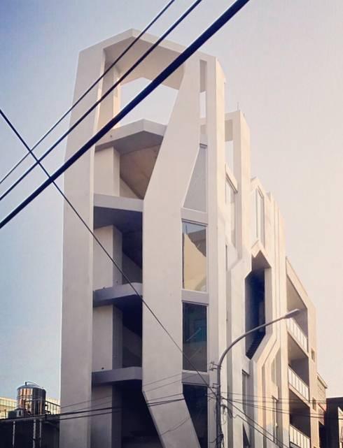 共居之家:  房子 by 行一建築 _ Yuan Architects