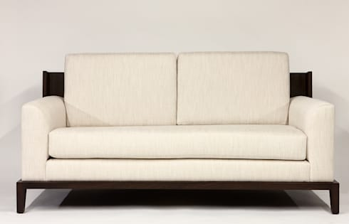 Turk Sofa : modern Living room by Aguirre Design