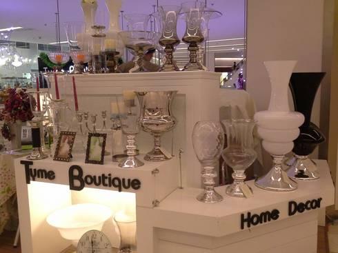Tyme Boutique  แจกันขายปลีกขายส่ง:  ห้องทานข้าว by Tyme Holding Co.,Ltd