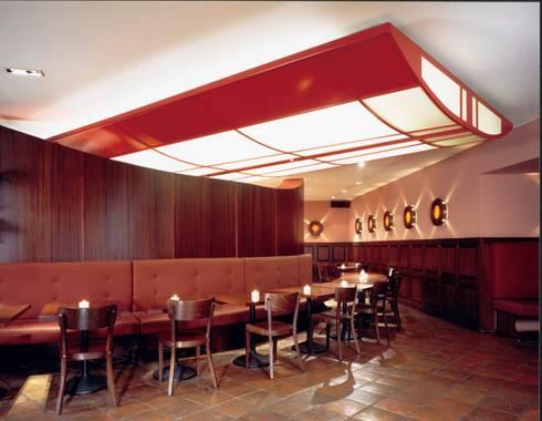 restaurant bar bolero von andras koos architectural interior design homify. Black Bedroom Furniture Sets. Home Design Ideas