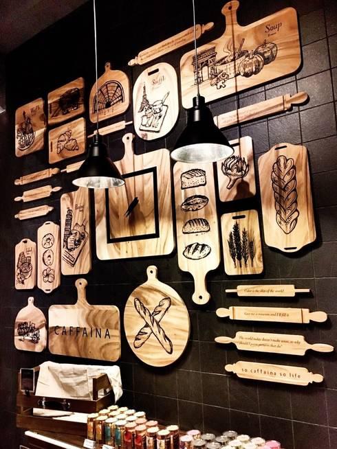Nhà hàng by X2 CREATE乘雙設計制造所