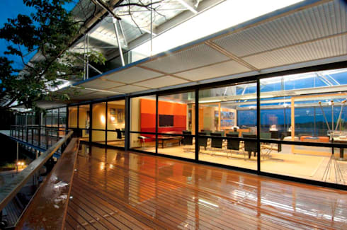 EPA Studio:  Office buildings by Elphick Proome Architects