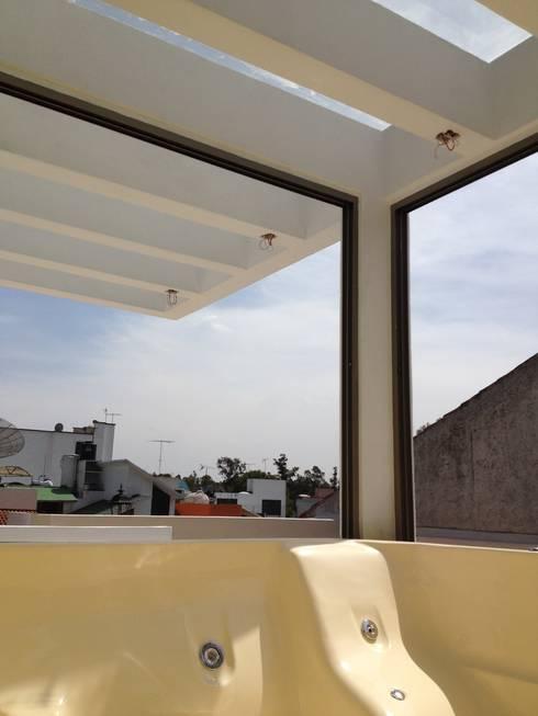 Caracas: Terrazas de estilo  por Arkalli