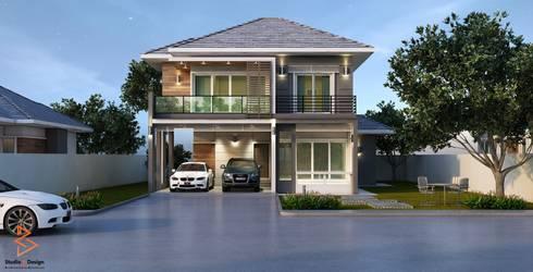ผลงานการออกแบบ:   by StudioBdesign