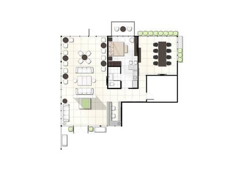 The Peaks Residence:   by nine degree studio