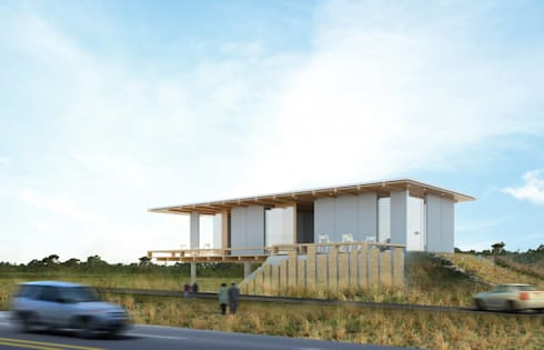 CAKE HOUSE [FANG KAOW]:   by NEED ARCHITECT