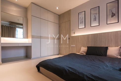 Sathorn house condo : Room 80:   by JYM interiordesign