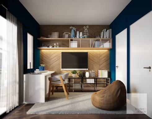 Bedroom 03:   by Stushio Design