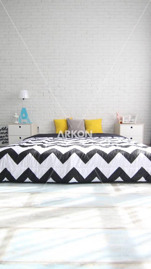 ARKON OFFICE:  Bedroom by ARKON
