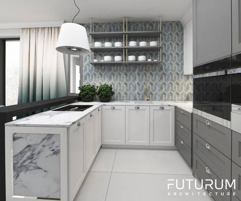 classic Kitchen by Futurum Architecture