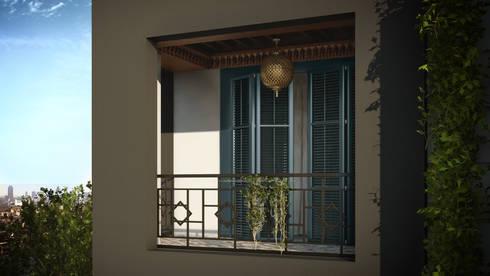 Windows by ICONIC DESIGN STUDIO